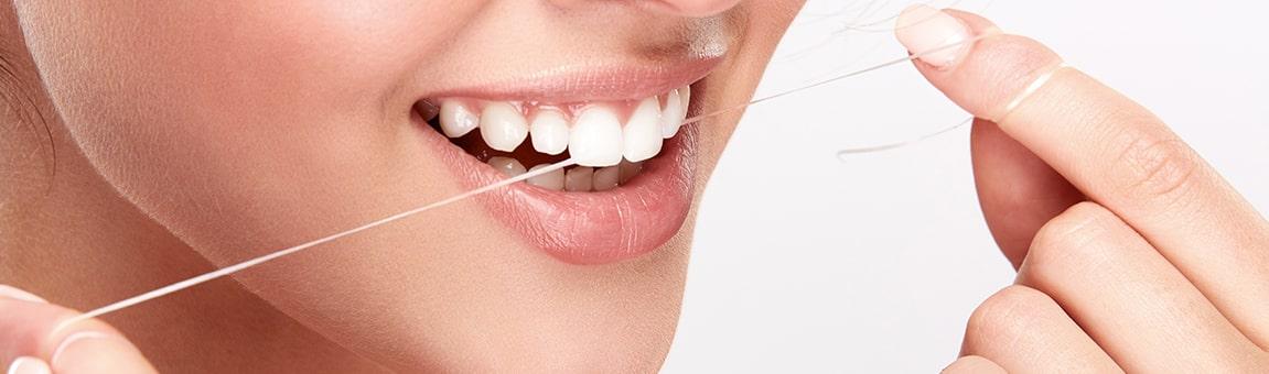Укрепление эмали до процедур отбеливания зубов