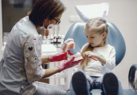 детская стоматология в красноярске