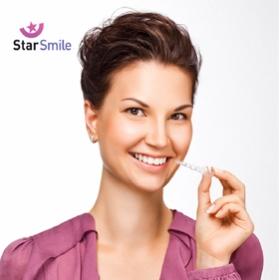 Элайнеры для исправления прикуса Star Smile