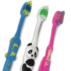 Идеальная зубная щетка для малыша